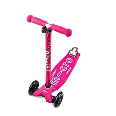 Micro Maxi Micro Scooter Deluxe Pembe Pembe